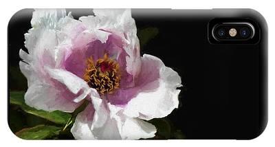 Tree Paeony II IPhone Case