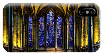 Trinity Chapel Salisbury Cathedral IPhone Case