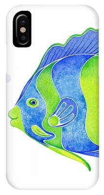 Angel Fishes Phone Cases