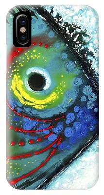 Seascape Phone Cases