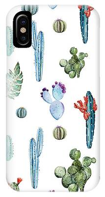 Whimsical Beach Art Phone Cases