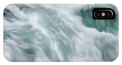 Turbulent Seas IPhone Case