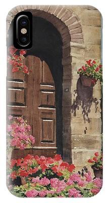 Door Phone Cases