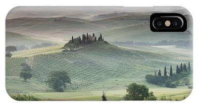 Tuscan Sunset iPhone Cases