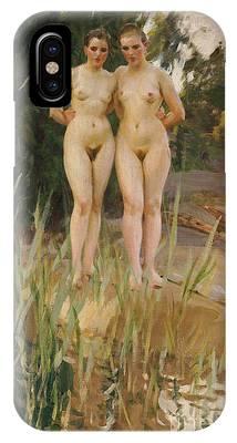 Feminine Nude Phone Cases