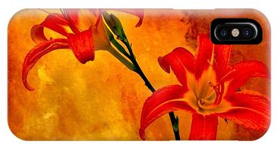 Tigerlily Phone Cases