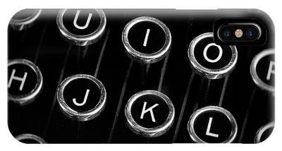 Typewriters Phone Cases