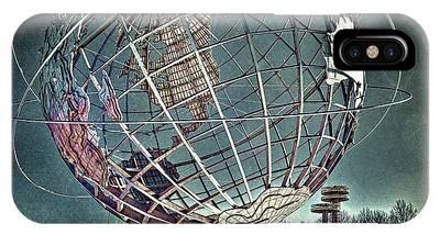 Unisphere IPhone Case