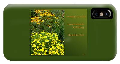 Unpegging Wash Haiga IPhone Case