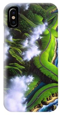 West Bay Paintings iPhone Cases