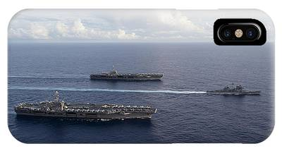 Uss George Washington Phone Cases