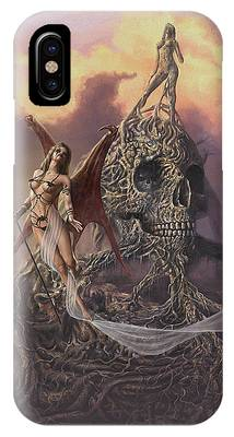 Vampis Lair IPhone Case