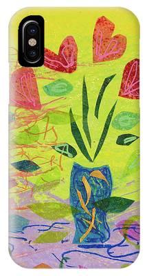 Vase Full Of Love IPhone Case