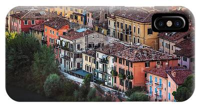 Italy Rooftops Phone Cases