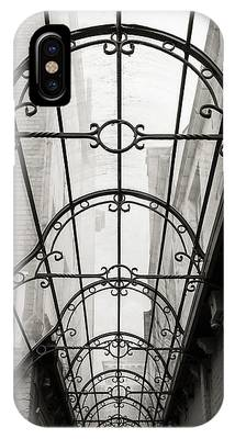 Victorian Glass Roof IPhone Case