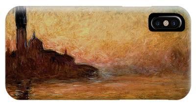 Impressionist Landscapes Phone Cases