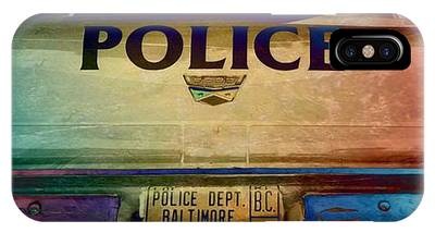 Patrol Cars Phone Cases