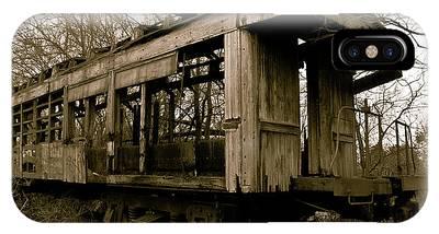 Vintage Train IPhone Case