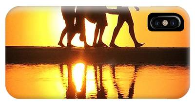 IPhone Case featuring the photograph Walking On Sunshine by LeeAnn Kendall