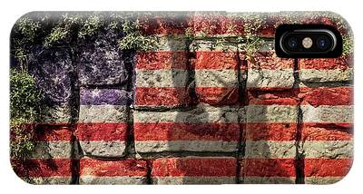 Wall Of Liberty IPhone Case