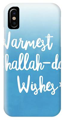Jewish Humor Digital Art iPhone Cases