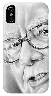 Warren Buffett IPhone Case