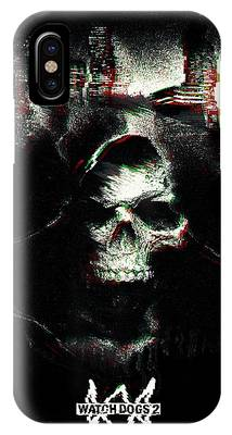 Watch Dogs 2 IPhone Case