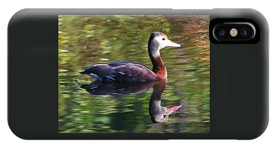 IPhone Case featuring the photograph Water Color by Sally Sperry