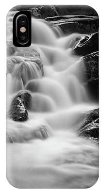 water stair in Ilsetal, Harz IPhone Case