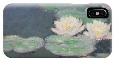 Waterlily Phone Cases