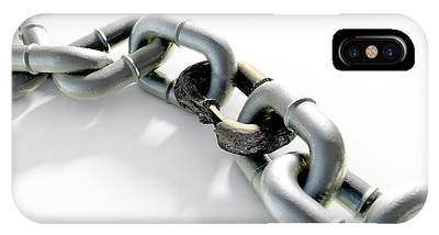 Weakest Link iPhone Cases
