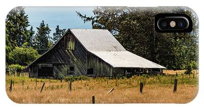 Weathered Barn IPhone Case