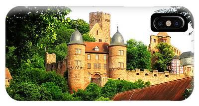 Wertheim Castle IPhone Case