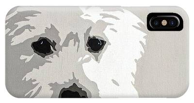 Dog Art Phone Cases