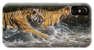 Wet And Wild IPhone Case