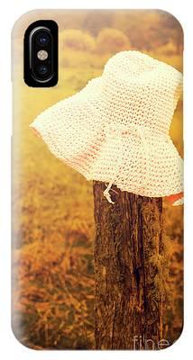Knit Hat Photographs iPhone X Cases