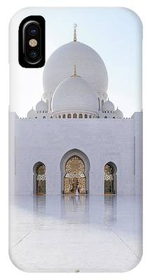 White Mosque IPhone Case