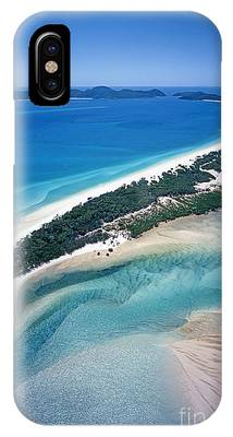 IPhone Case featuring the photograph Whitsunday Islands by Juergen Held