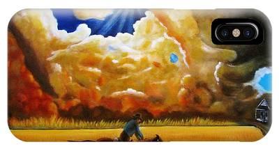 Wild Fire  IPhone Case
