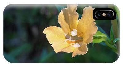 Wilderness Flower 2 IPhone Case