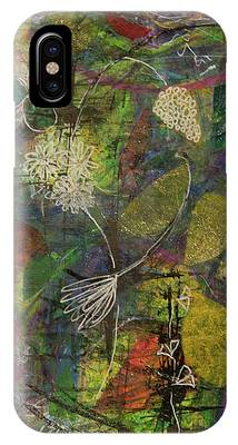 Wildflower Two IPhone Case