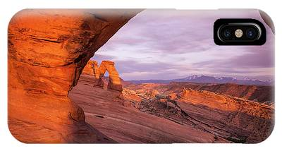 Window To Arch IPhone Case