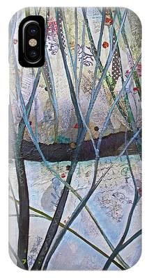 Barren Paintings iPhone Cases