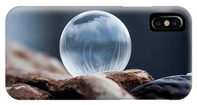 Wooden Hills IPhone Case