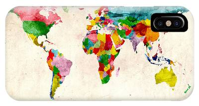 Countries Of The World Phone Cases