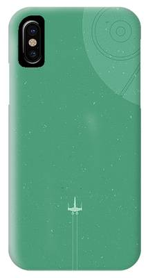 Space Ships iPhone Cases