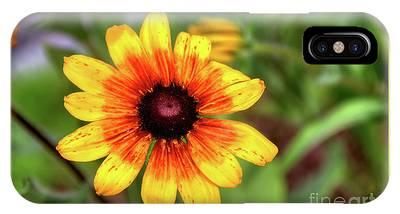 Yellow Tones IPhone Case