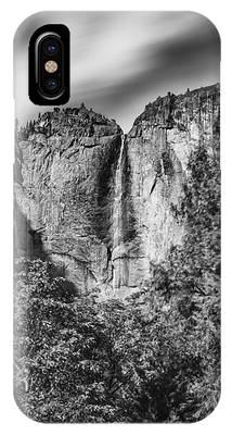 IPhone Case featuring the photograph Yosemite Falls by Chris Cousins