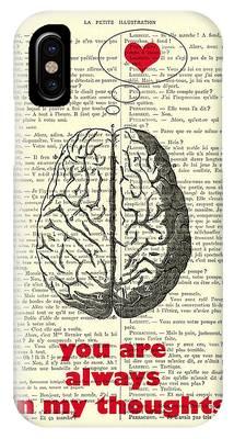 Brain Phone Cases