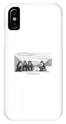 You Lose Your Phone Again IPhone Case